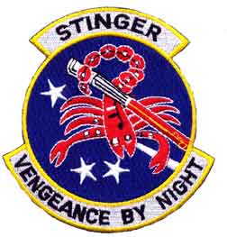 Stinger - Vengeance by Night patch