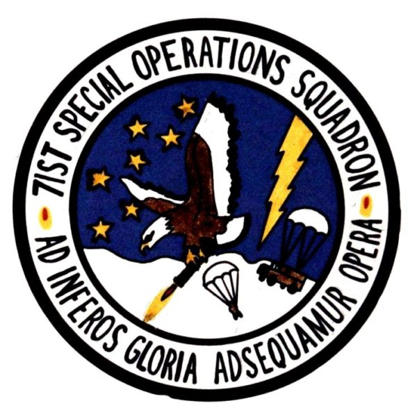 71st SOS Patch