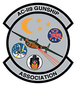 AC-119 Association Patch