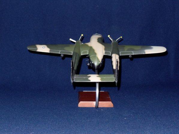 AC-119G Model Plane