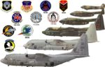 Gunship Lineage Patches Aircraft Norm Evans