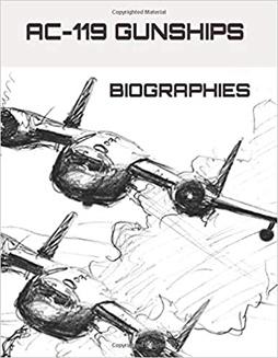 AC-119 Gunship Biographies book cover