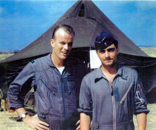1958 Adana - Bill Lodge and Les Bradford