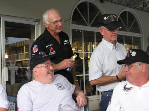 2005 FWB, FL Reunion - Lee Kyser, Ray, and 2 Others