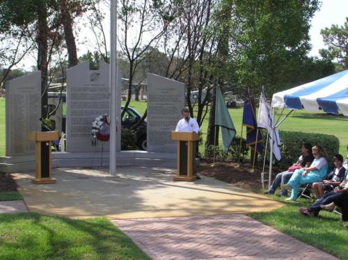 2005 FWB, FL Reunion - Memorial Park Podiums