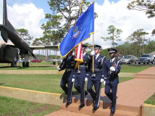 2005 FWB, FL Reunion - Memorial(1)