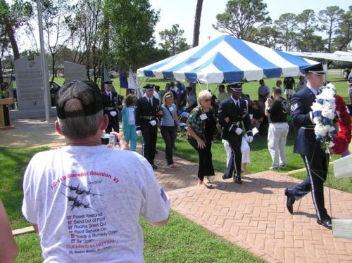 2005 FWB, FL Reunion - Memorial(2)