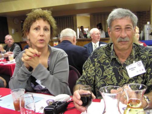 2005 FWB, FL Reunion - Paula and Bill Zito
