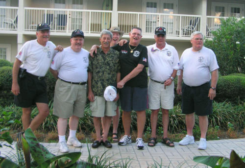 2005 FWB, FL Reunion - Seven Poolside