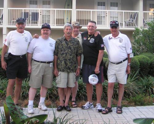 2005 FWB, FL Reunion -Six Poolside