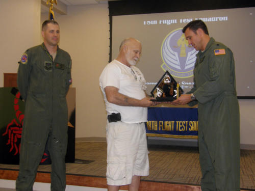 2012 FWB, FL Reunion - Col Hubbie, Gus Sininger, and Col Pope