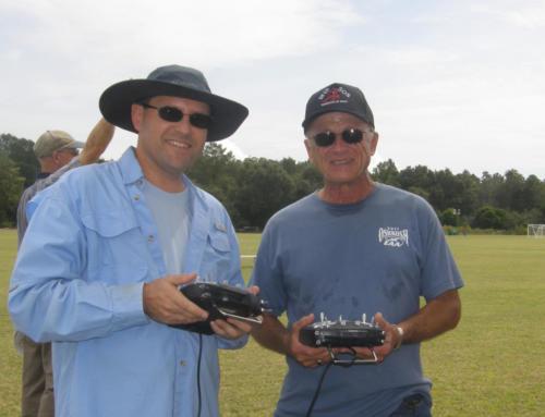 2012 FWB, FL Reunion - John Hupe and Pilot