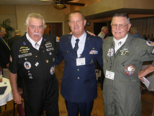 2012 FWB, FL Reunion - Mike Mullen with Bill Posey and Son