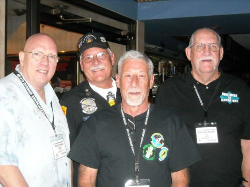 2014 ABQ Reunion- Shadows Dave Voisey, Mike Drzyzga, Bill Zito, and Ken Stern