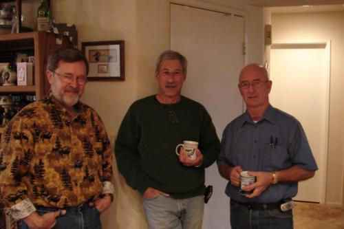 AC-119 Reunion Breakfast - Zito, Terry, and Laessig