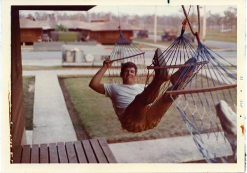 Ken Brown, 1972, from Randi Holbrook2