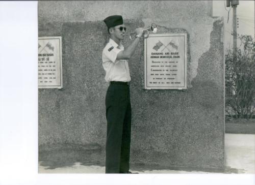 John O'Neal Rucker - DaNang Memorial Taps(2)